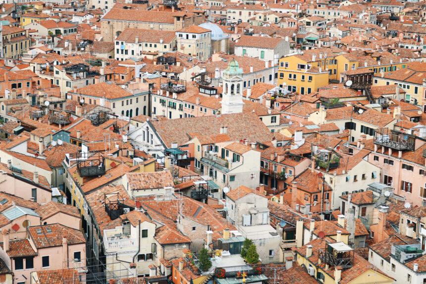 ทำฝันพ่อให้เป็นจริง ที่ เวนิส, อิตาลี (4วัน 4คืน งบ 29,055 บ. /คน)