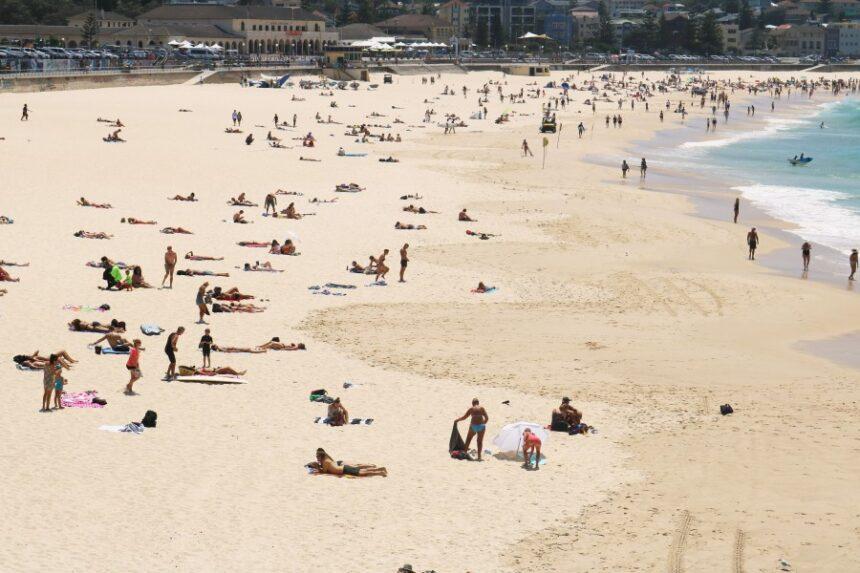 พาแม่เที่ยว 'ออสเตรเลีย' 10 วัน 3 เมือง งบ 55,000 บ. / คน EP.3 : SYDNEY