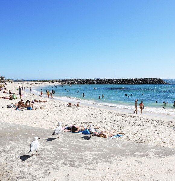 พาแม่เที่ยว 'ออสเตรเลีย' 10 วัน 3 เมือง งบ 55,000 บ. / คน EP.1 : PERTH