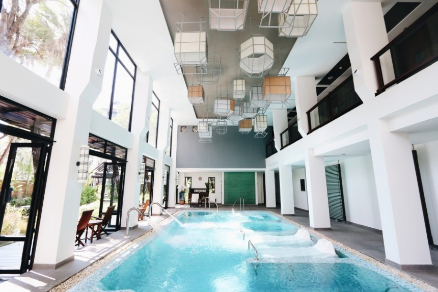 สัมผัสอีกขั้นของสปาและการพักผ่อน ที่ ' Rarinjinda Wellness Spa & Resort ' จ.เชียงใหม่