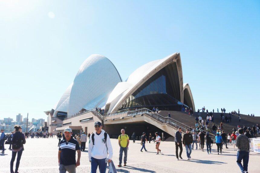15 ที่เที่ยวใน ' ซิดนีย์ – ออสเตรเลีย ' เข้าฟรี ไม่เสียตังค์