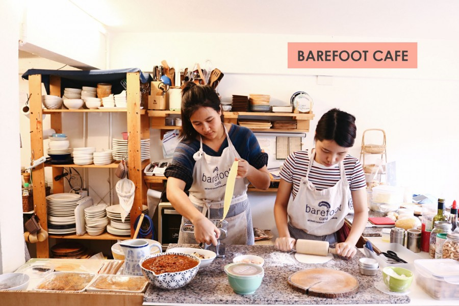 28 Barefoot Cafe