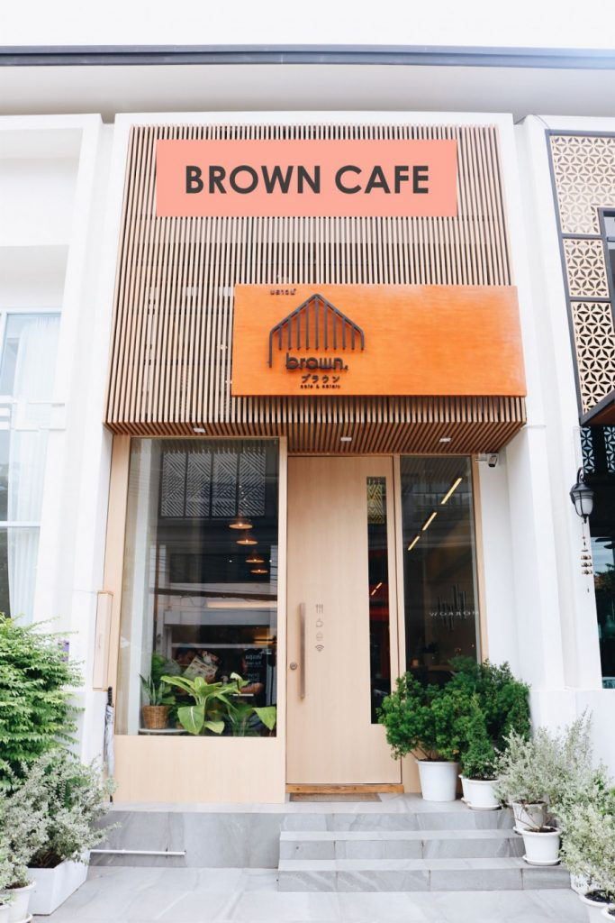 42 brown CAFE