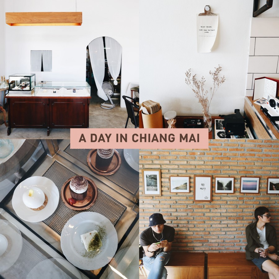 A DAY IN CHIANG MAI