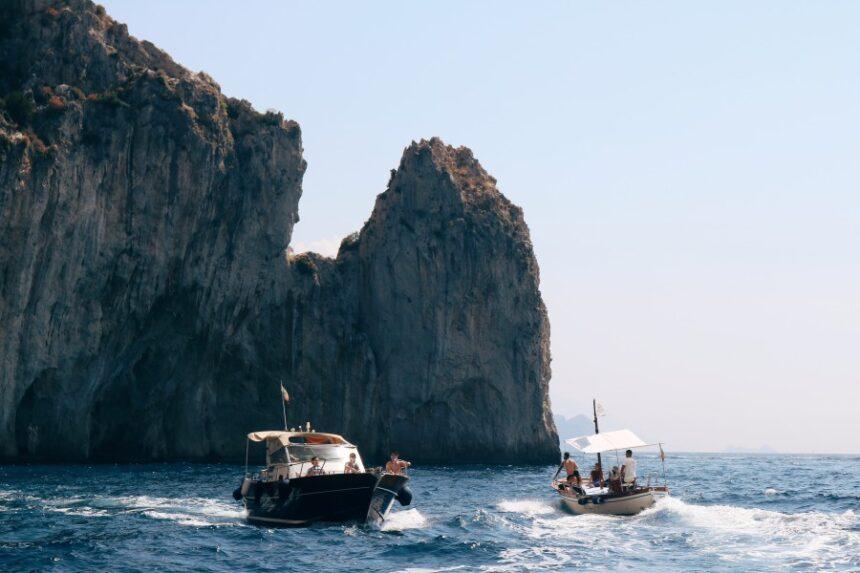 เที่ยวยุโรป 15 วัน 3 ประเทศ 7 เมือง – EP.2 Capri + Palermo ประเทศอิตาลี :}