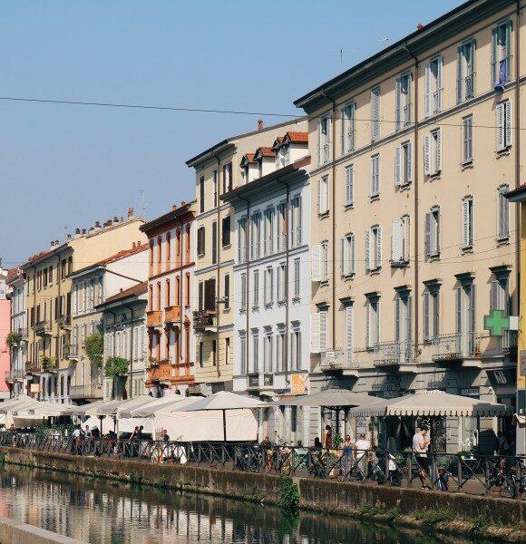 เที่ยวยุโรป 15 วัน 3 ประเทศ 7 เมือง – EP.3 Milan (ทั้งใน + นอกเมือง) ประเทศอิตาลี  :}