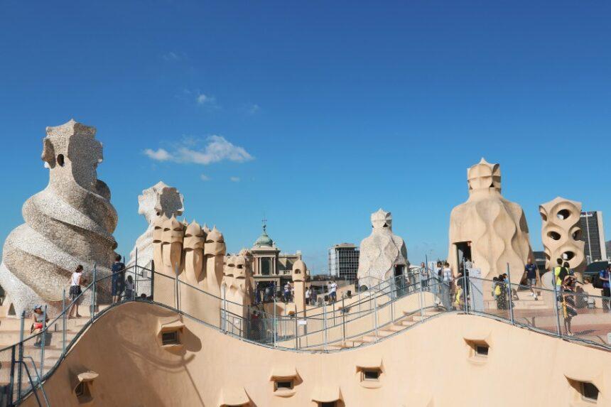 เที่ยวยุโรป 15 วัน 3 ประเทศ 7 เมือง – EP.4 Barcelona ประเทศสเปน :}