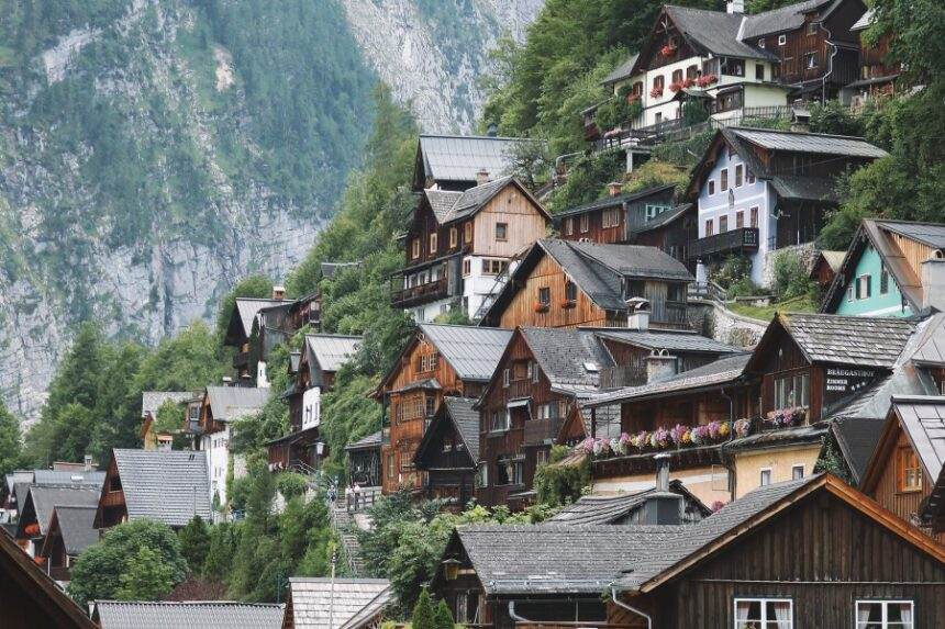 เที่ยวยุโรป 15 วัน 3 ประเทศ 7 เมือง – EP.1 Hallstatt + Salzburg ประเทศออสเตรีย :}