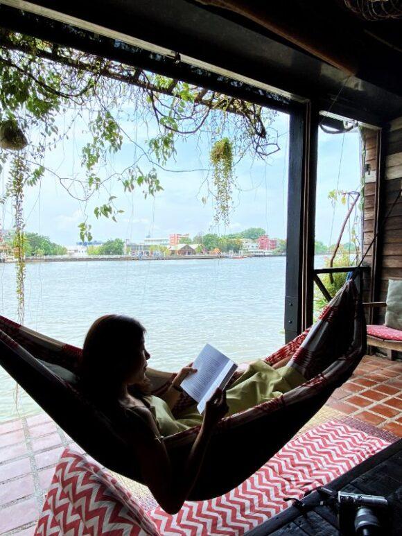 Loy La Long Hotel พักผ่อนในกรุงเทพฯ นอนชิลล์ๆ ริมน้ำเจ้าพระยา